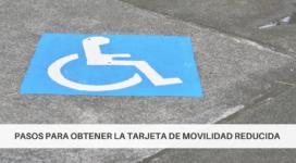 Tarjeta de Movilidad Reducida